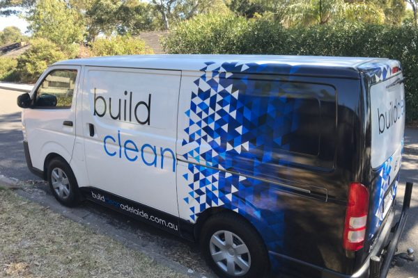 Buildclean Vehicles