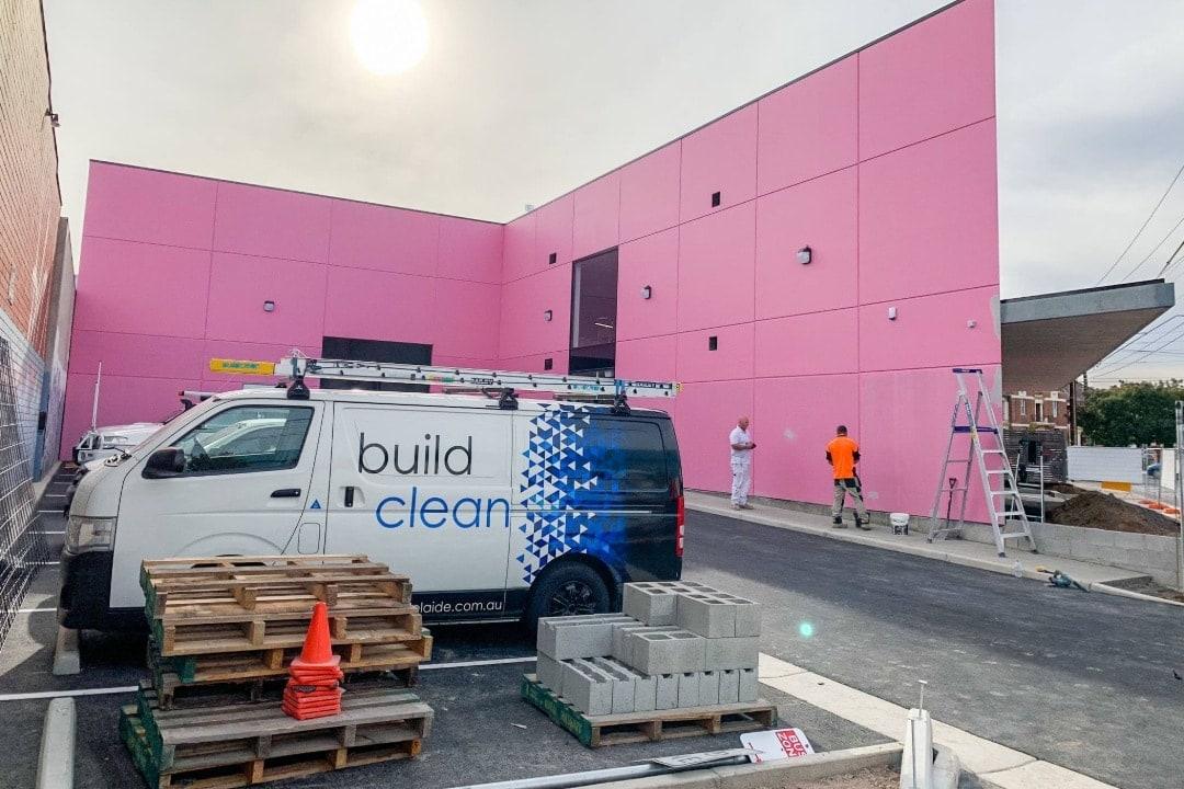 Builders Handover Clean Up