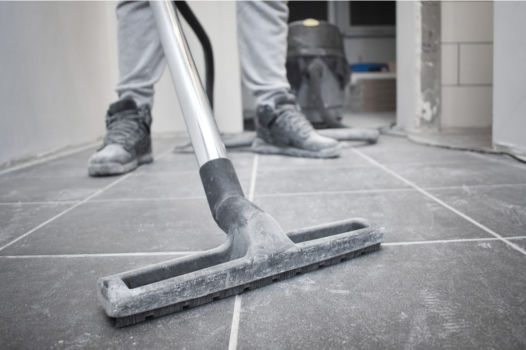 Builders Handover Clean